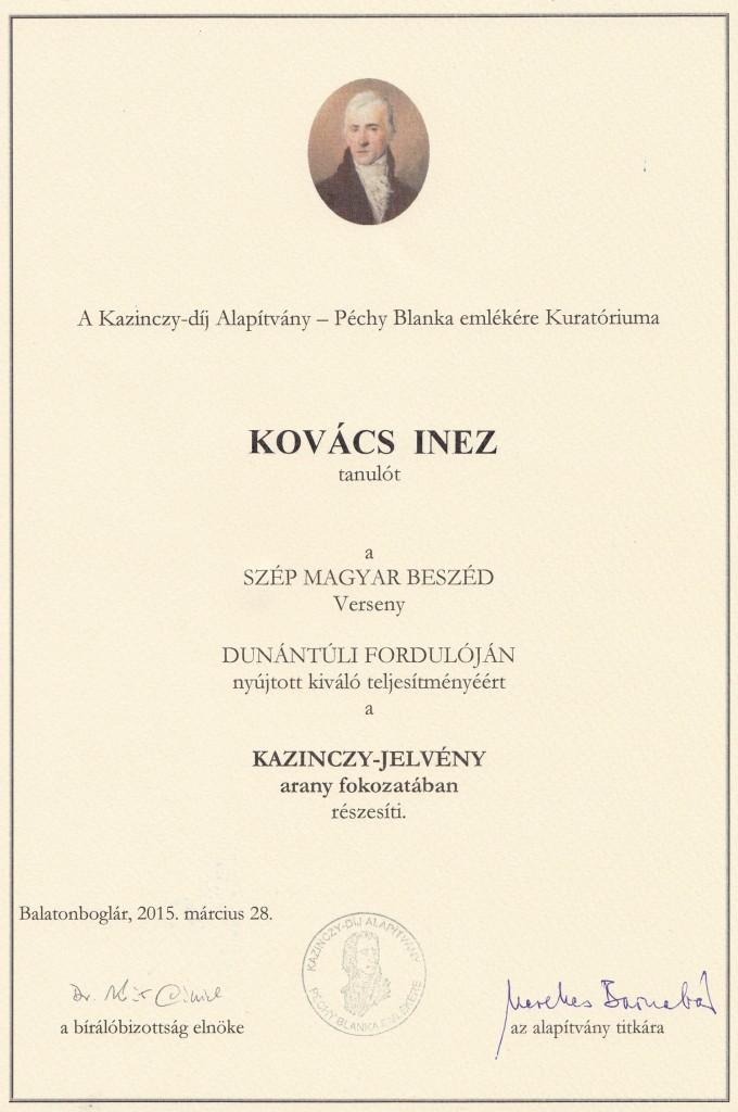 kovacsinez_oklevel
